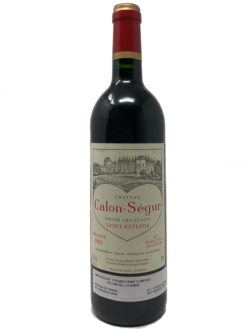 2001 Chateau Calon-Segur