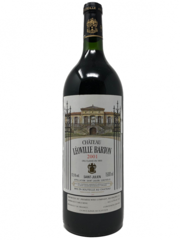 2001 Chateau Leoville Barton (1.5 L)