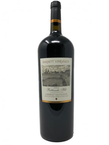 2002 Barnett Vineyards Rattlesnake Hill Cabernet Sauvignon (1.5 L)