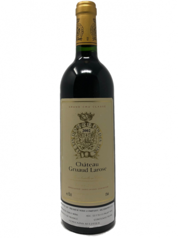 2002 Chateau Gruaud-Larose