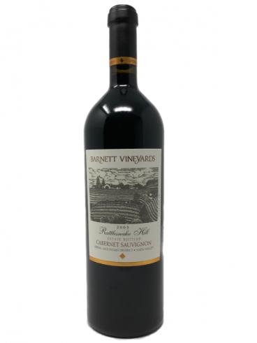 2003 Barnett Vineyards Rattlesnake Hill Cabernet Sauvignon