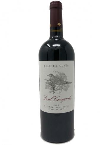 2008 Lail Vineyards J. Daniel Cuvee Cabernet Sauvignon