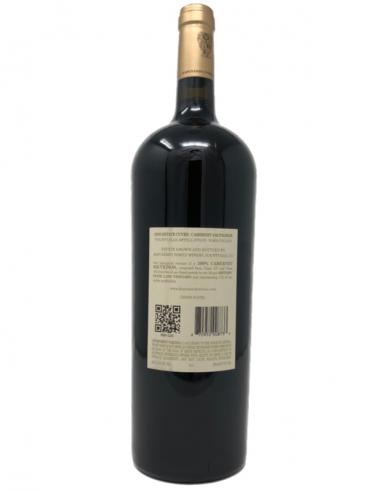 2009 Kapcsandy Family Winery State Lane Vineyard Estate Cuvee (1.5 L) back