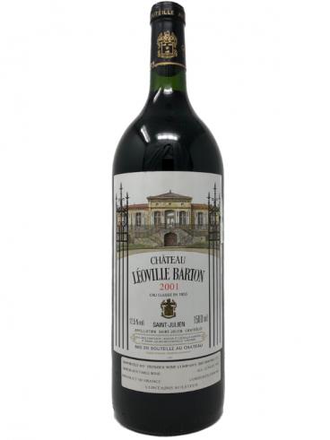 2001 Chateau Leoville-Las Cases 'Grand Vin de Leoville' (1.5 L)