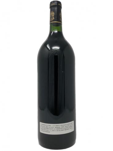 2001 Chateau Leoville-Las Cases 'Grand Vin de Leoville' (1.5 L) back
