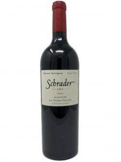 2011 Schrader Cellars LPV Beckstoffer Las Piedras Vineyard Cabernet Sauvignon