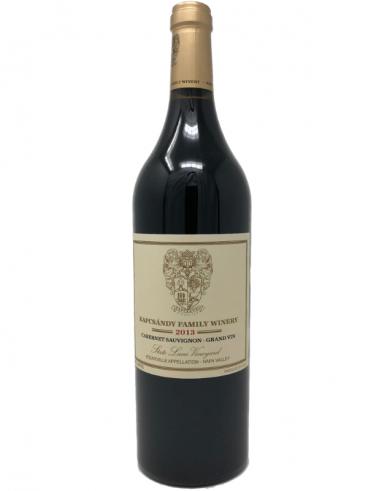 2013 Kapcsandy Family Winery State Lane Vineyard Grand-Vin Cabernet Sauvignon