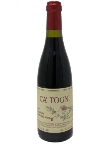 1997 Philip Togni Vineyard Ca' Togni Sweet Red (375 ml)