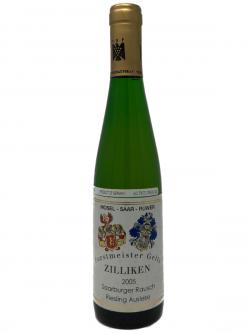 2005 Forstmeister Geltz-Zilliken Saarburger Rausch Riesling Auslese (375 ml)