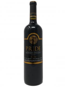 2009 Pride Mountain Vineyards Merlot