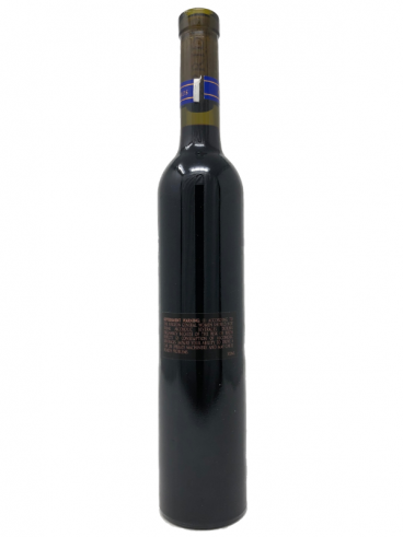 2009 Pride Mountain Vineyards Sangiovese (500 ml) back