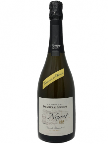 2010 Demiere-Ansiot Neyrot Blanc de Blancs Extra Brut