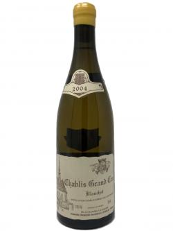 2004 Domaine Francois Raveneau Chablis Blanchot Grand Cru
